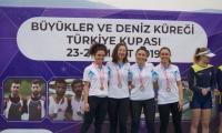 Büyükler ve Deniz Küreği Türkiye Kupası 23-24 Mart 2019