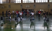 Durgunsu Ergometre Türkiye Şampiyonası 2014