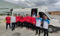 Durgunsu Kano 2021 Türkiye Kupası Öncesi Cam Ambalaj Grubu Eskişehir Fabrika Ziyareti
