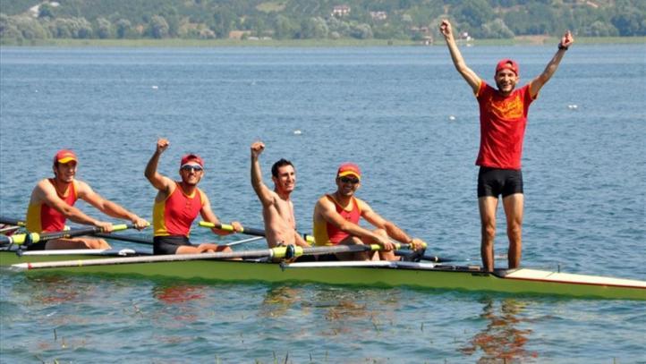 Kürekte yeniden şampiyon Galatasaray
