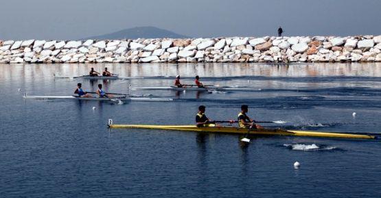 Sinop Karadeniz Yelken takımı İkinci oldu