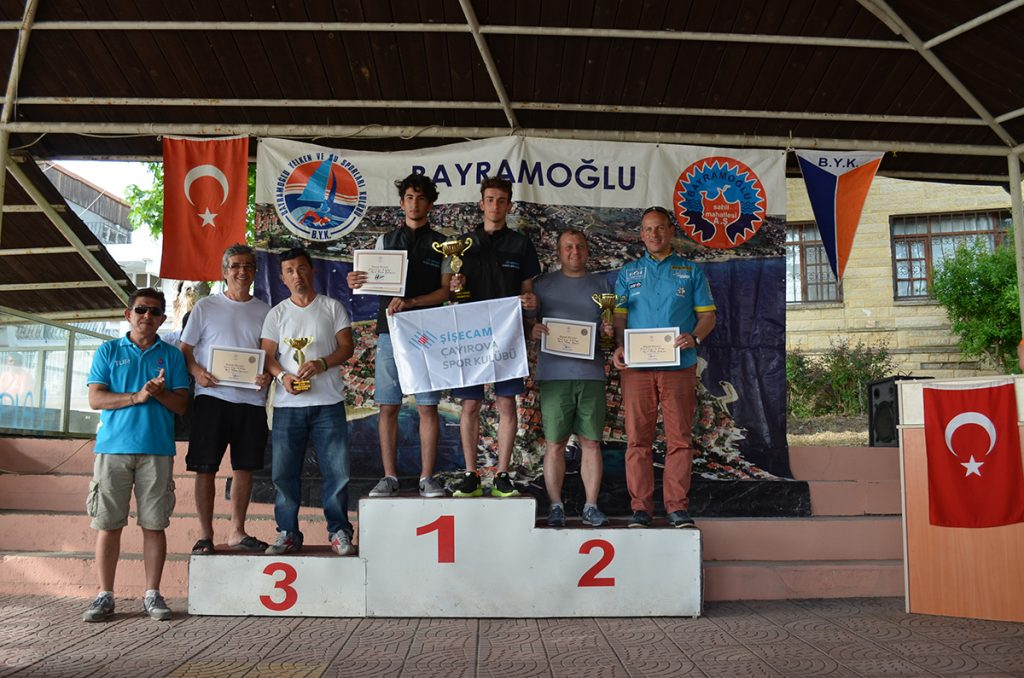 şişecem-spor-kulubu-Türkiye Pirat Ligi 2.Etap Yarışlarına 2015-02