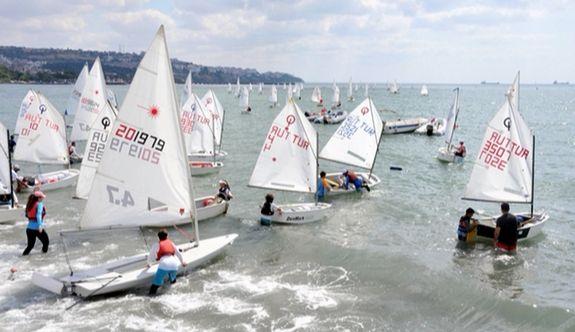 2. Rodosto Kupası Yelken Yarışları başladı
