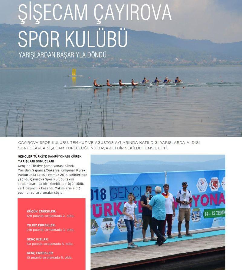 Çayırova Spor Kulübü Yarışlardan Başarıyla Döndü