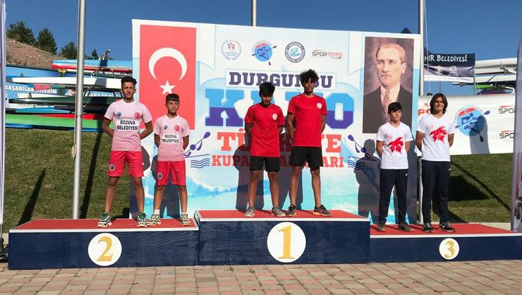 Durgunsu Kano 2019 Türkiye Kupası sona erdi