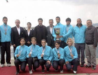 Karadeniz Kürek Yarışları Sona Erdi