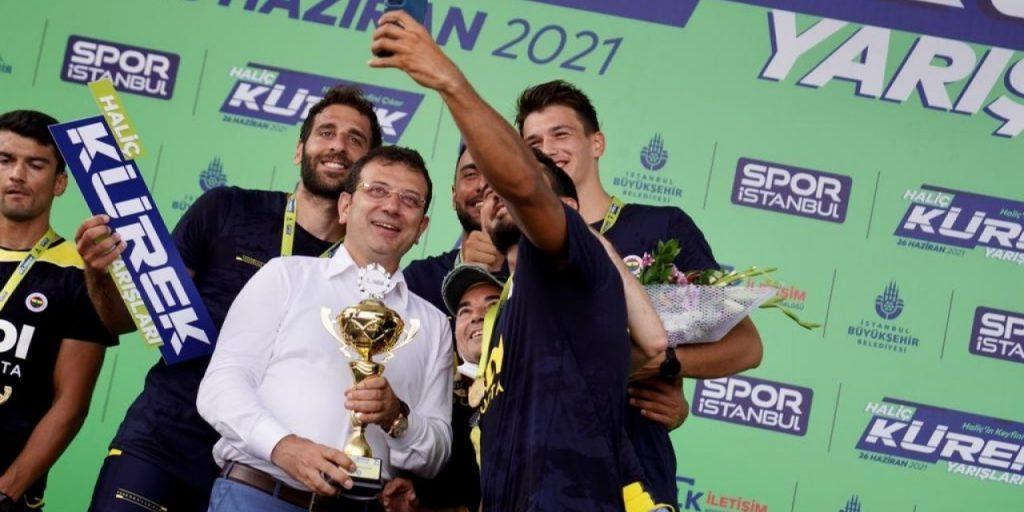 İBB, Büyük Rekabete Sahne Olan İki Spor Etkinliğine Ev Sahibliği Yaptı