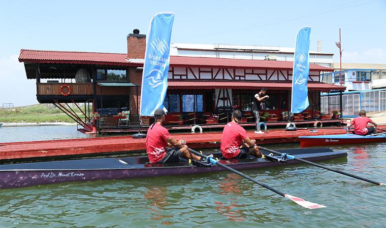 Şişecam Çayırova Spor Kulübü'nde yeni tekneler denize indirildi